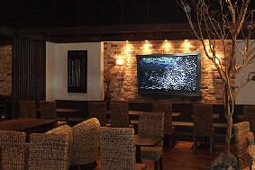 飲食店、レストランの環境映像