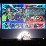 EF-12がゲーム実況イベントで使用されました!