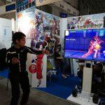 (日本語) EF-12がデモゲームとしてTGS2018に出展されました